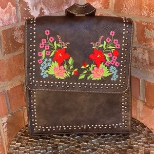 Montana west embroidery collection backpack